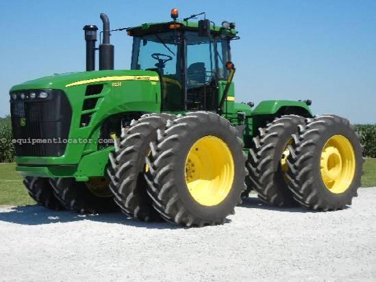 2010 John Deere 9230 Tractor For Sale at EquipmentLocator.com