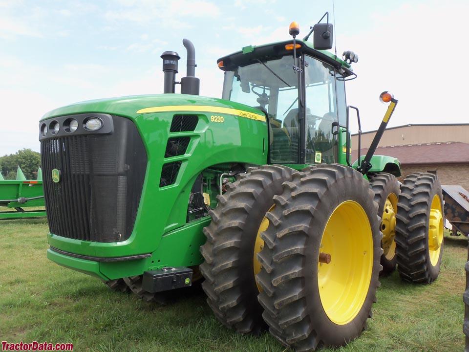 TractorData.com John Deere 9230 tractor photos information