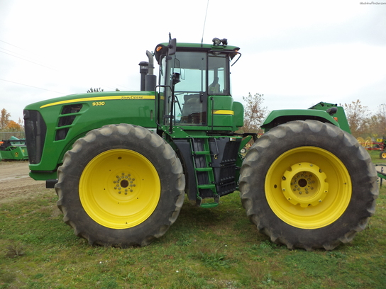 2009 John Deere 9330