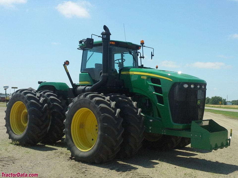 TractorData.com John Deere 9330 tractor photos information