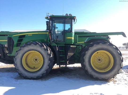 2011 John Deere 9330 Tractors - Articulated 4WD - John ...