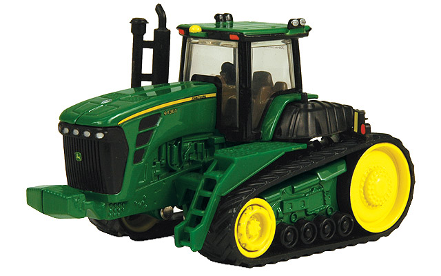 John Deere 9430T tracked tractor - farmmodeldatabase.com