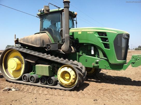 2011 John Deere 9430T Tractors - Articulated 4WD - John ...