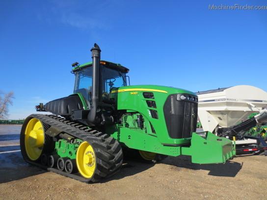 2009 John Deere 9430T Tractors - Articulated 4WD - John ...