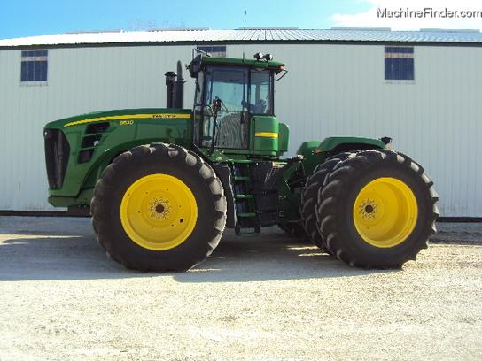 2010 John Deere 9530 - Articulated 4WD Tractors - John ...