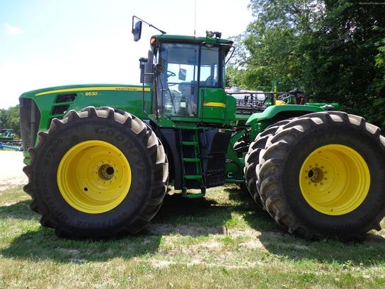 2010 John Deere 9530 Tractors - Articulated 4WD - John ...