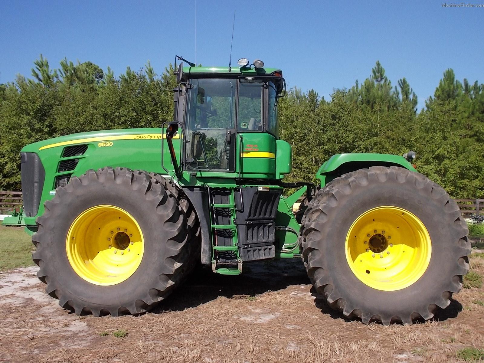 2009 John Deere 9530 Tractors - Articulated 4WD - John ...