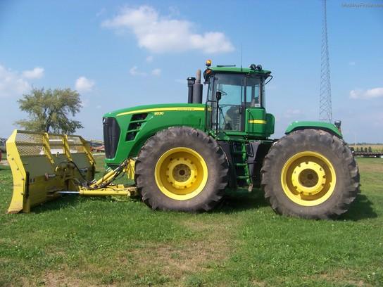 2011 John Deere 9530 Tractors - Articulated 4WD - John ...
