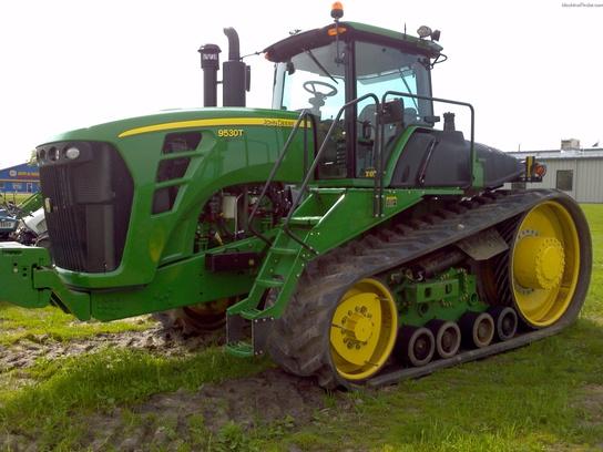 2010 John Deere 9530T Tractors - Row Crop (+100hp) - John ...
