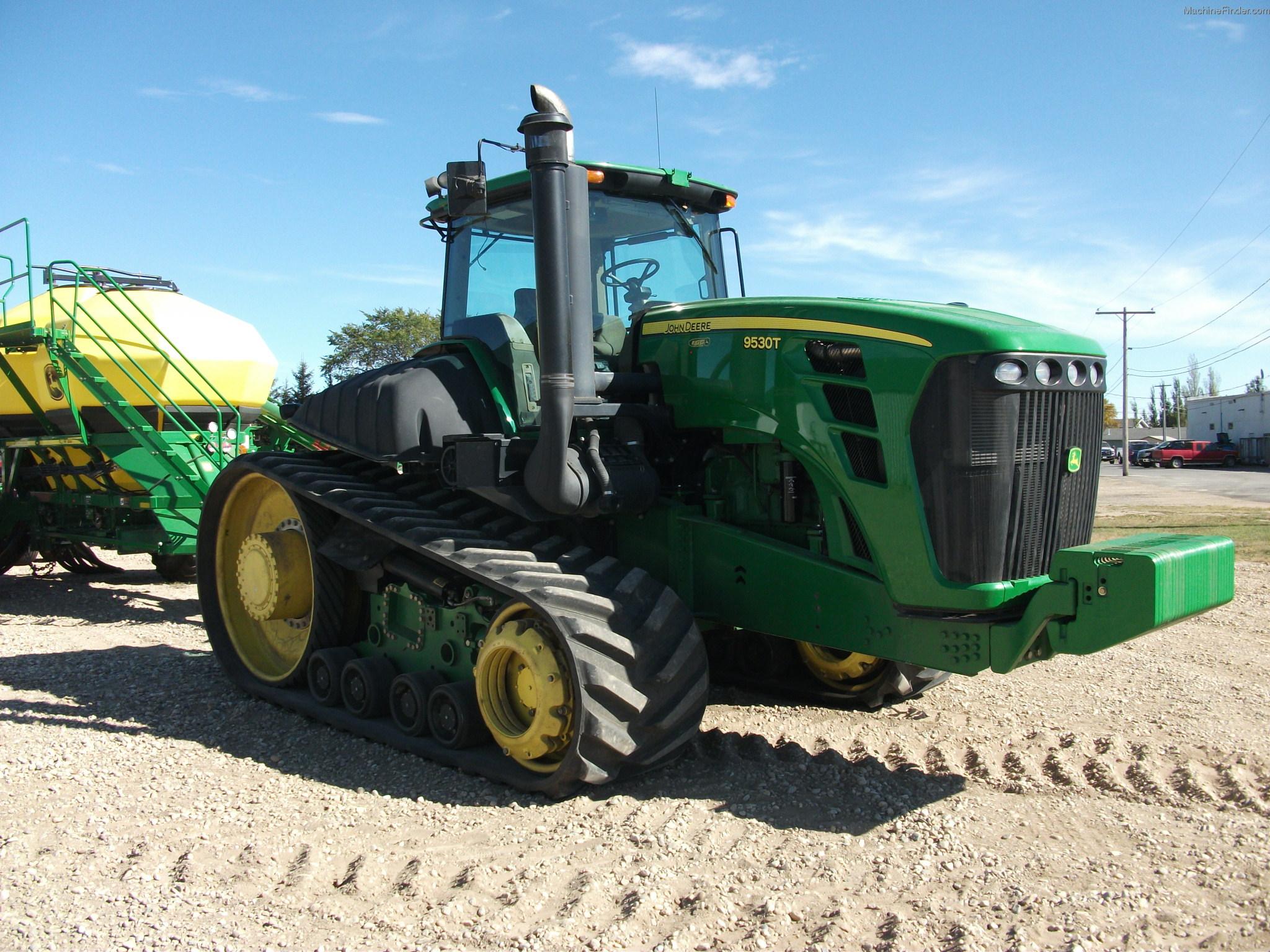 2007 John Deere 9530T Tractors - Articulated 4WD - John ...