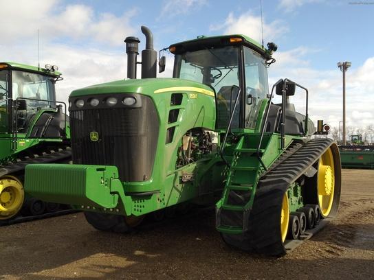 2011 John Deere 9530T Tractors - Articulated 4WD - John ...