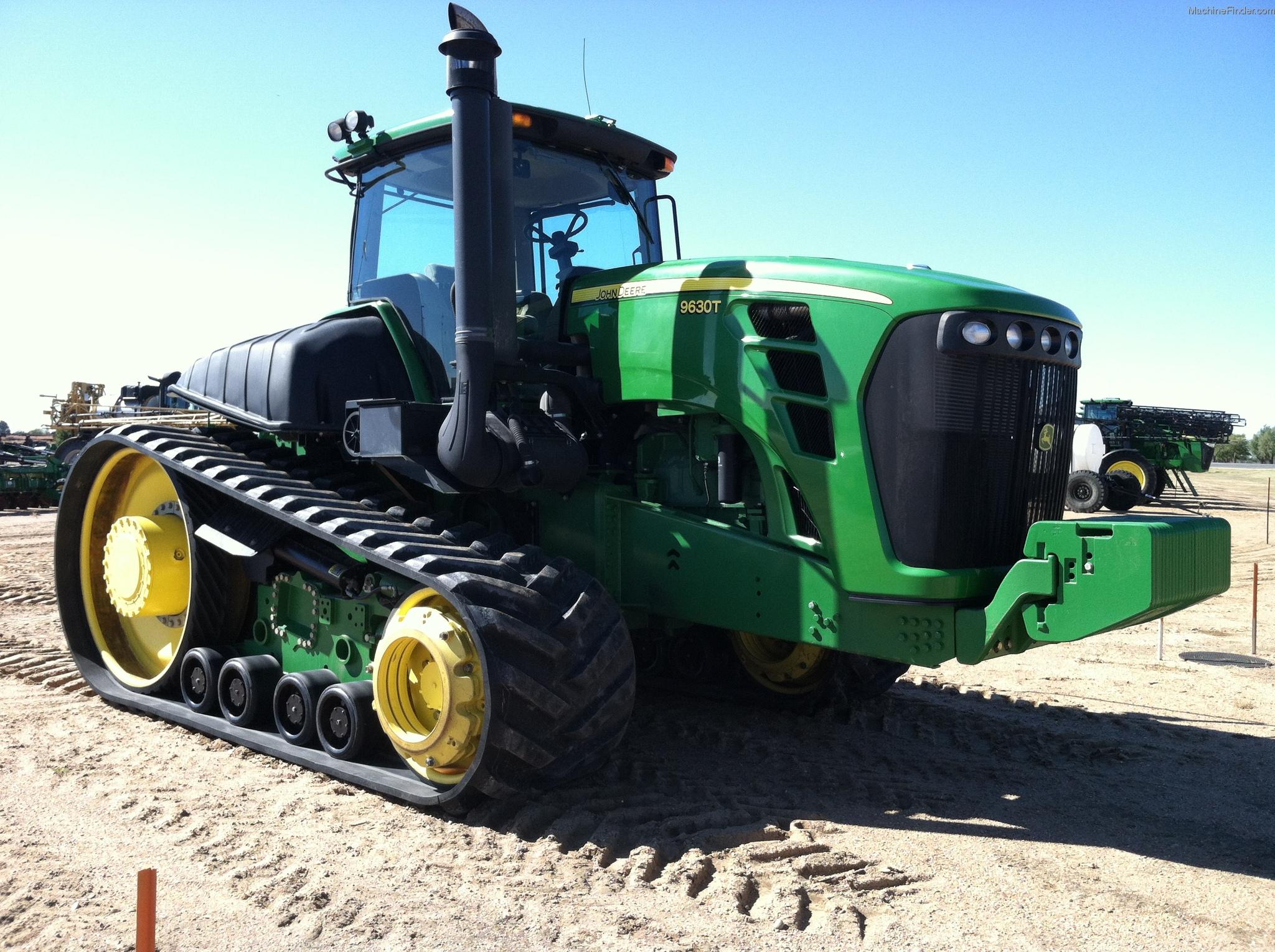 2007 John Deere 9630T Tractors - Articulated 4WD - John ...