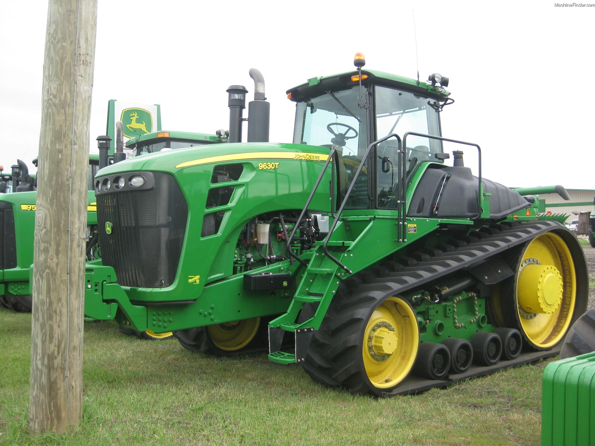 2010 John Deere 9630T Tractors - Articulated 4WD - John ...