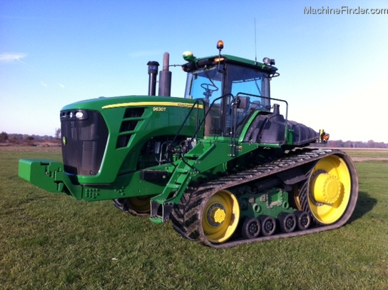 2008 John Deere 9630T Tractors - Articulated 4WD - John ...