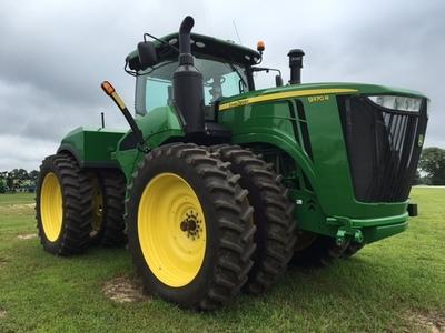 2015 John Deere 9370R Tractor - Elnora, IN | Machinery Pete