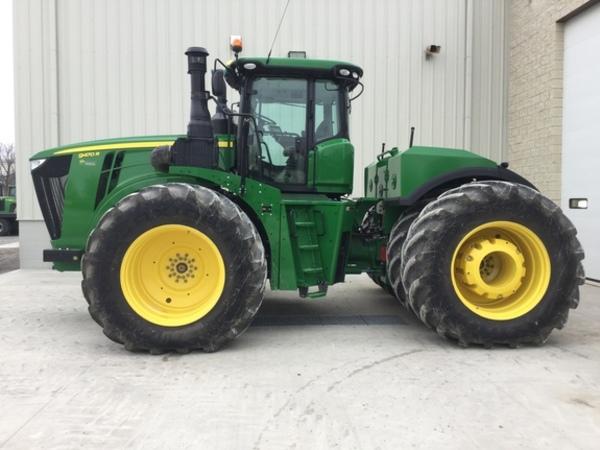 2015 John Deere 9470R Tractor - Findlay, OH | Machinery Pete