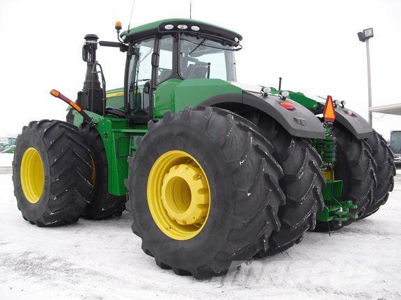 John Deere 9470R Price: €238,055, 2015 - Tractors - Mascus ...