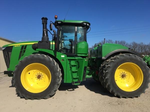 2016 John Deere 9470R Tractor - Okawville, IL | Machinery Pete