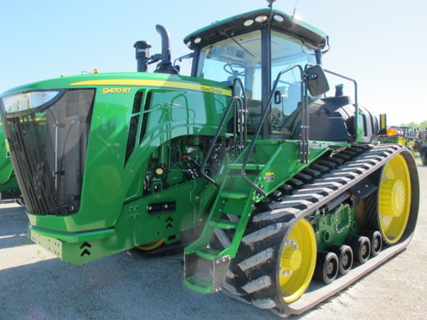 2015 John Deere 9470RT Tractor - Owatonna, MN | Machinery Pete