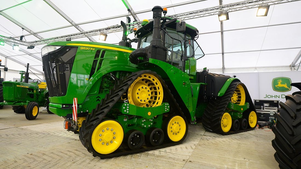 Lamma 2016: Tractor launches - News - FG Insight