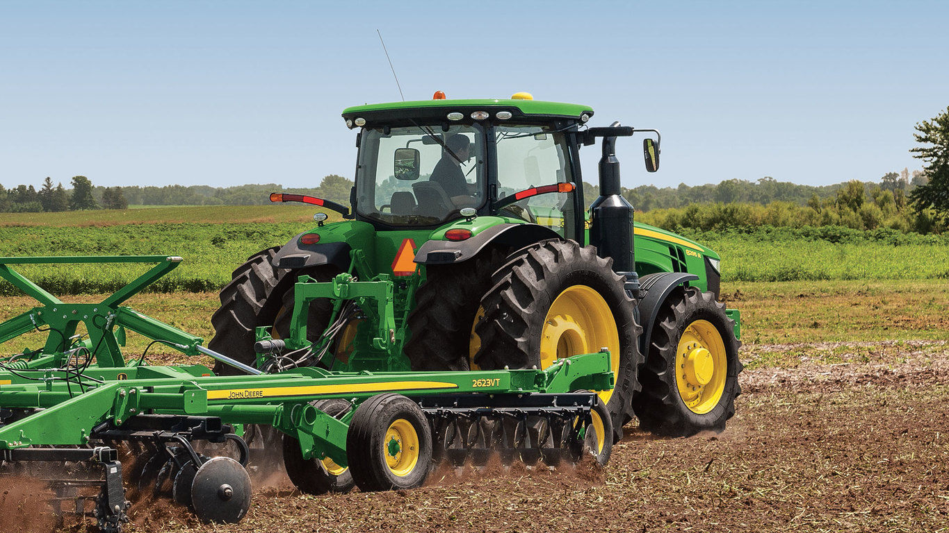 7R/8R/9R Tractors for sale | John Deere US