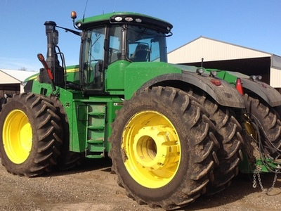 2015 John Deere 9520R Tractor - Marion, KS | Machinery Pete