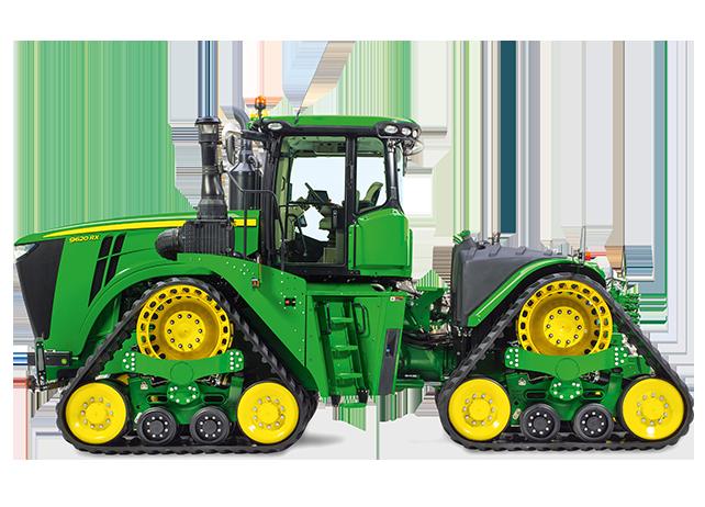 9620RX | 9RX Series | Tractors | John Deere INT