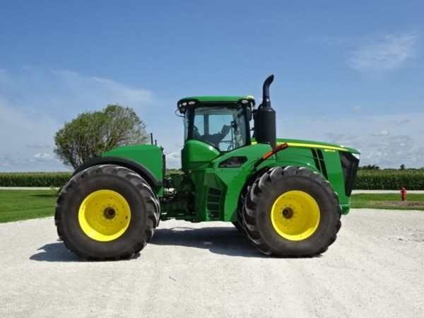 2015 John Deere 9570R Tractor - Melvin, IL | Machinery Pete
