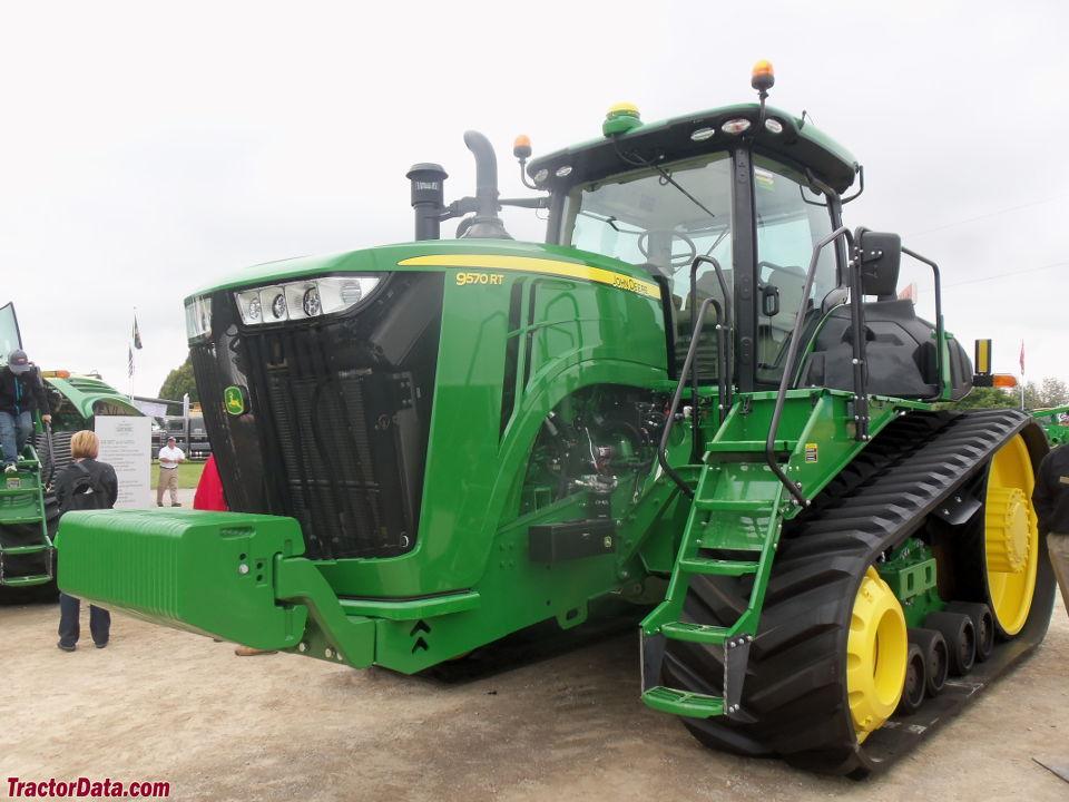 John Deere 9630T Tractor [1024x576] : MachinePorn