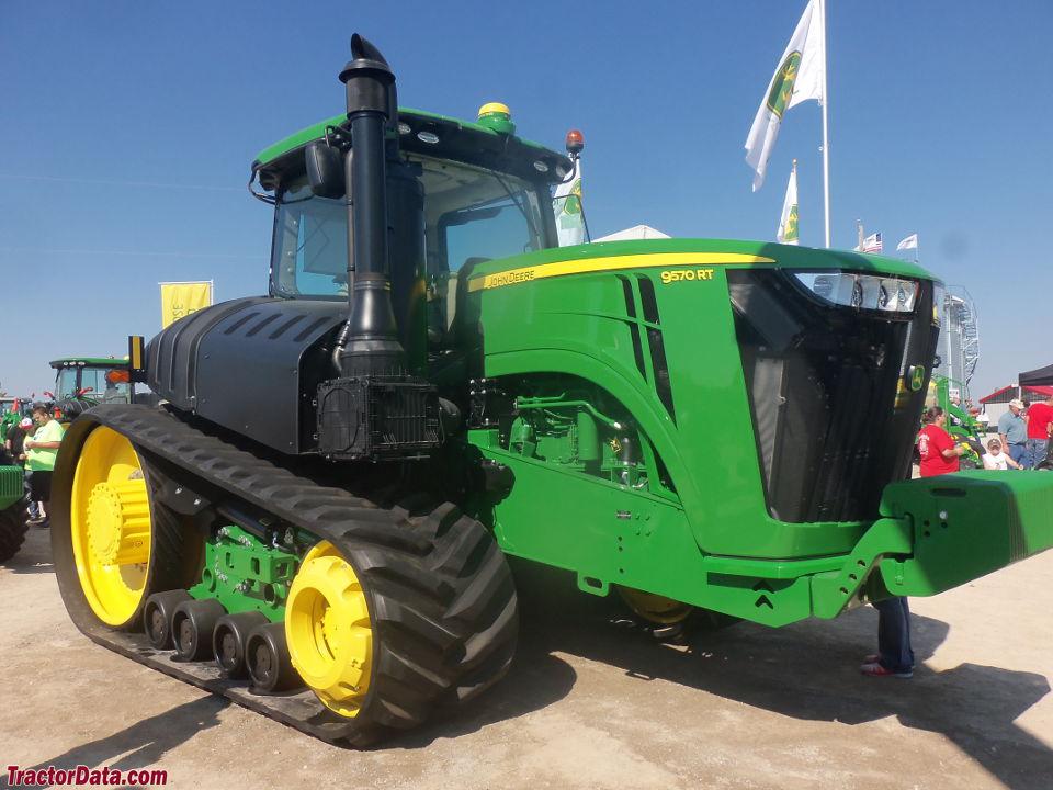 TractorData.com John Deere 9570RT tractor photos information