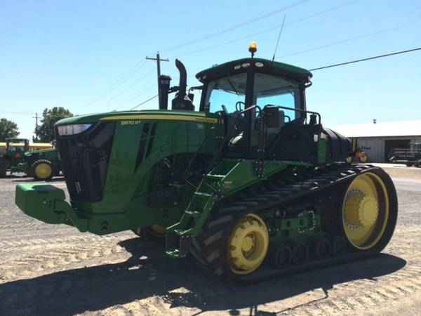 2015 John Deere 9570RT Tractor - Quincy, WA | Machinery Pete