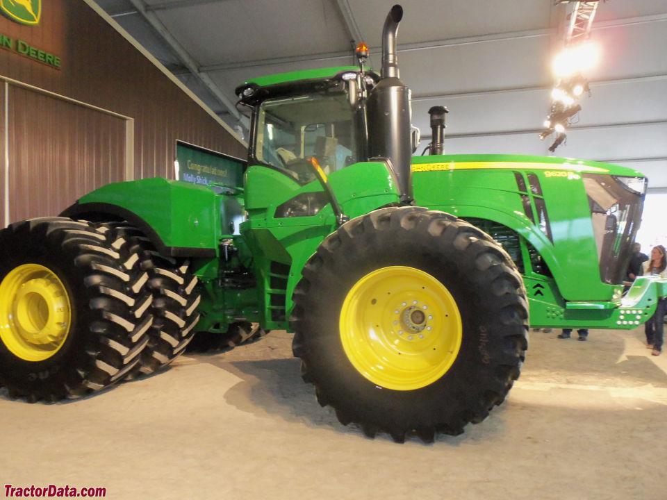 TractorData.com John Deere 9620R tractor photos information