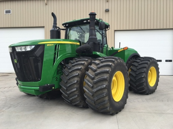 2015 John Deere 9620R Tractor - Sodus, MI | Machinery Pete