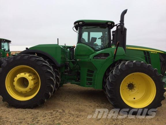 John Deere 9620R - Tractors, Price: £239,581, Year of ...