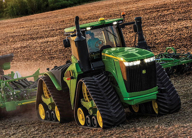9 Family 4WD/Track Tractors | 9620RX Tractor | John Deere US