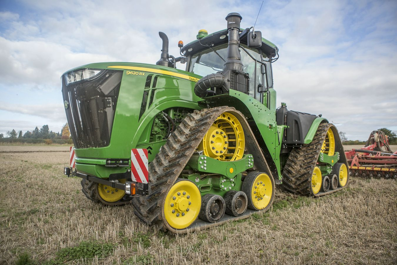 New John Deere kit at CropTec - HRN Tractors
