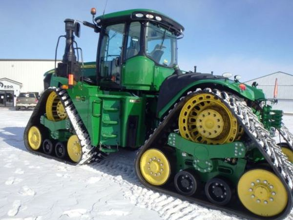 2016 John Deere 9620RX Tractor - Lisbon, ND | Machinery Pete
