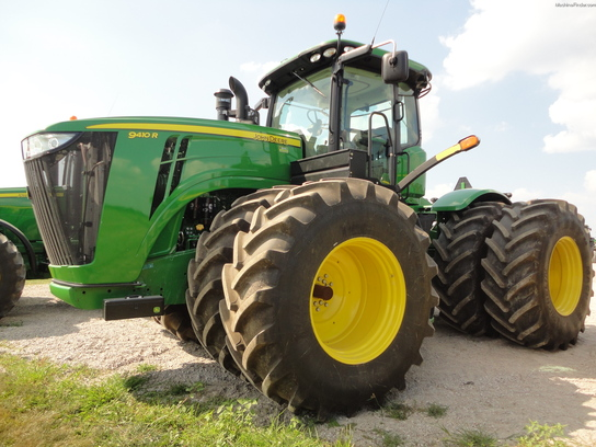 2012 John Deere 9410R Tractors - Articulated 4WD - John ...