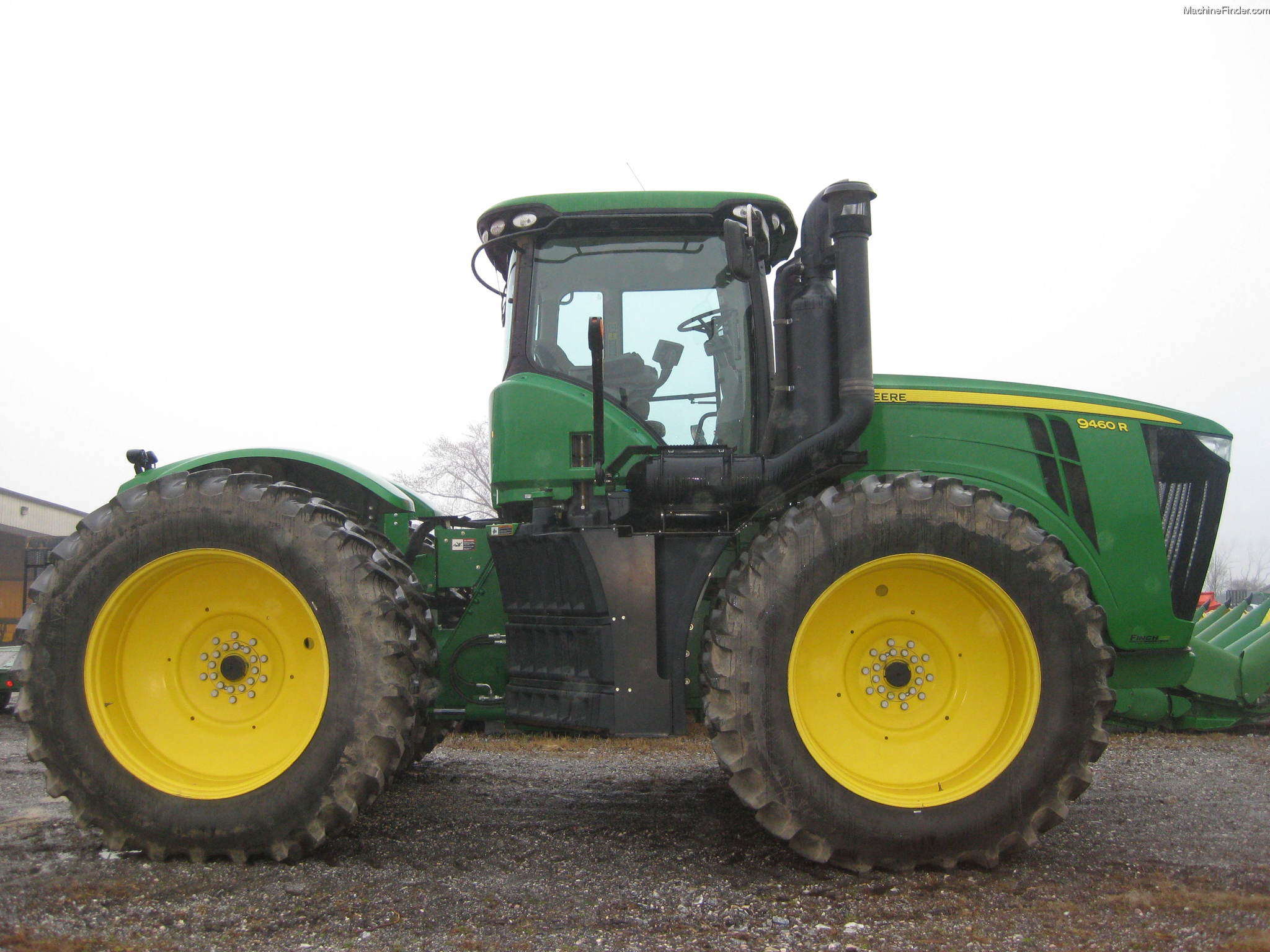 2012 John Deere 9460R Tractors - Articulated 4WD - John ...