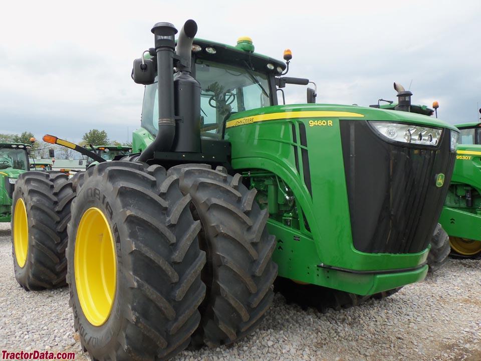 TractorData.com John Deere 9460R tractor photos information
