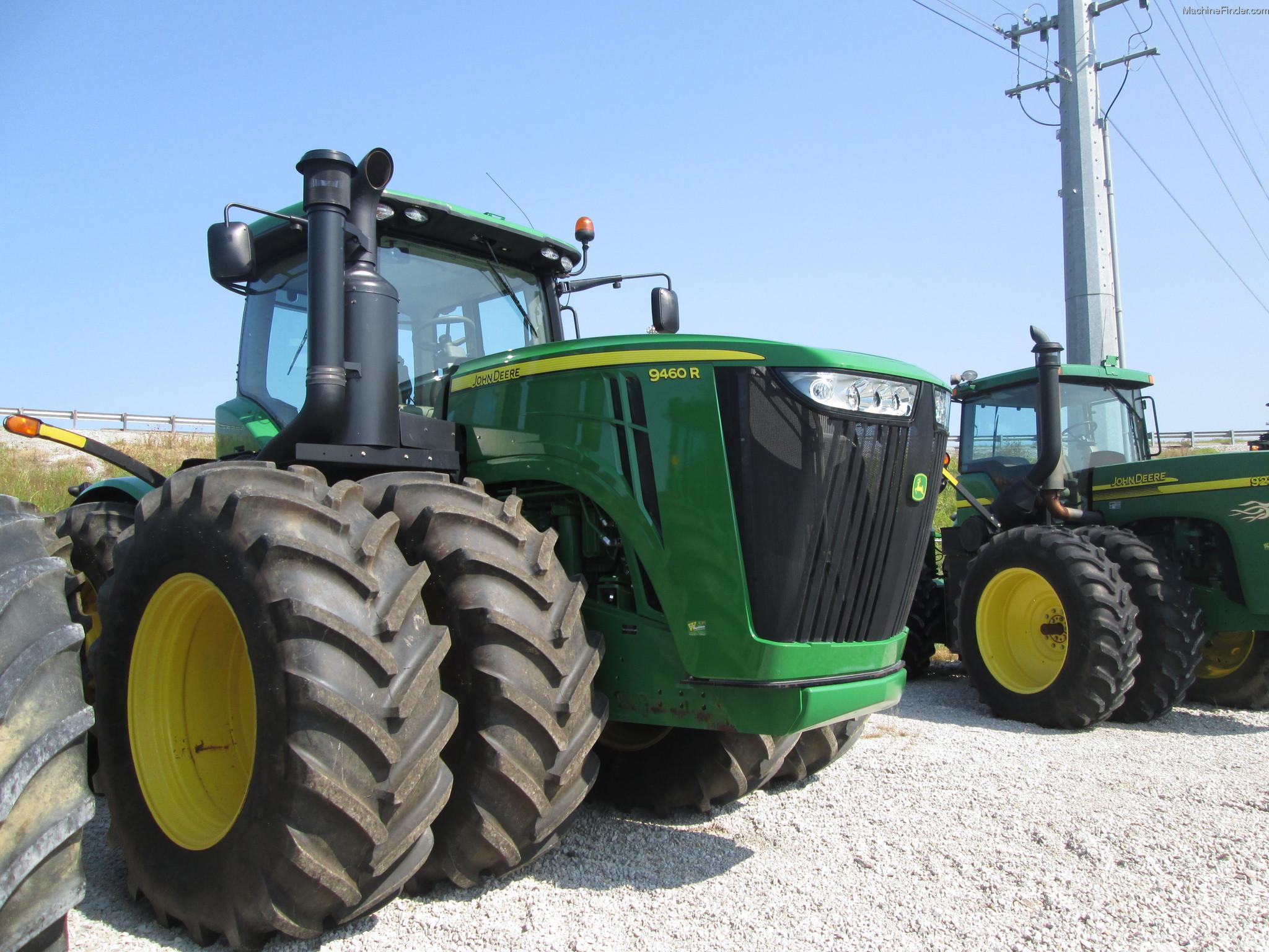 2013 John Deere 9460R Tractors - Articulated 4WD - John ...