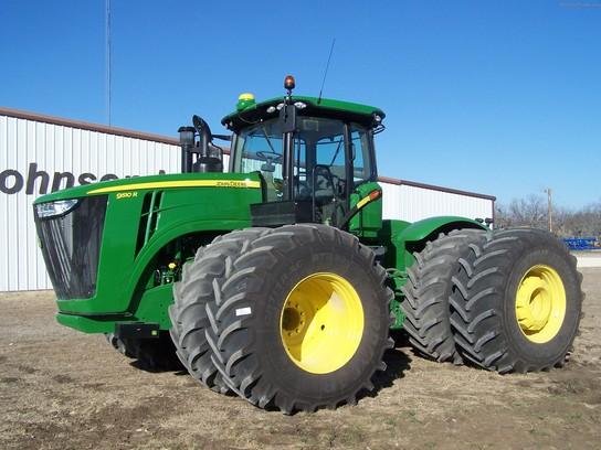 2013 John Deere 9510R Tractors - Articulated 4WD - John ...