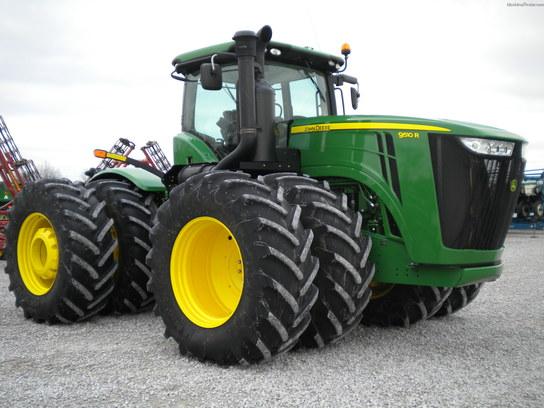 2012 John Deere 9510R Tractors - Articulated 4WD - John ...