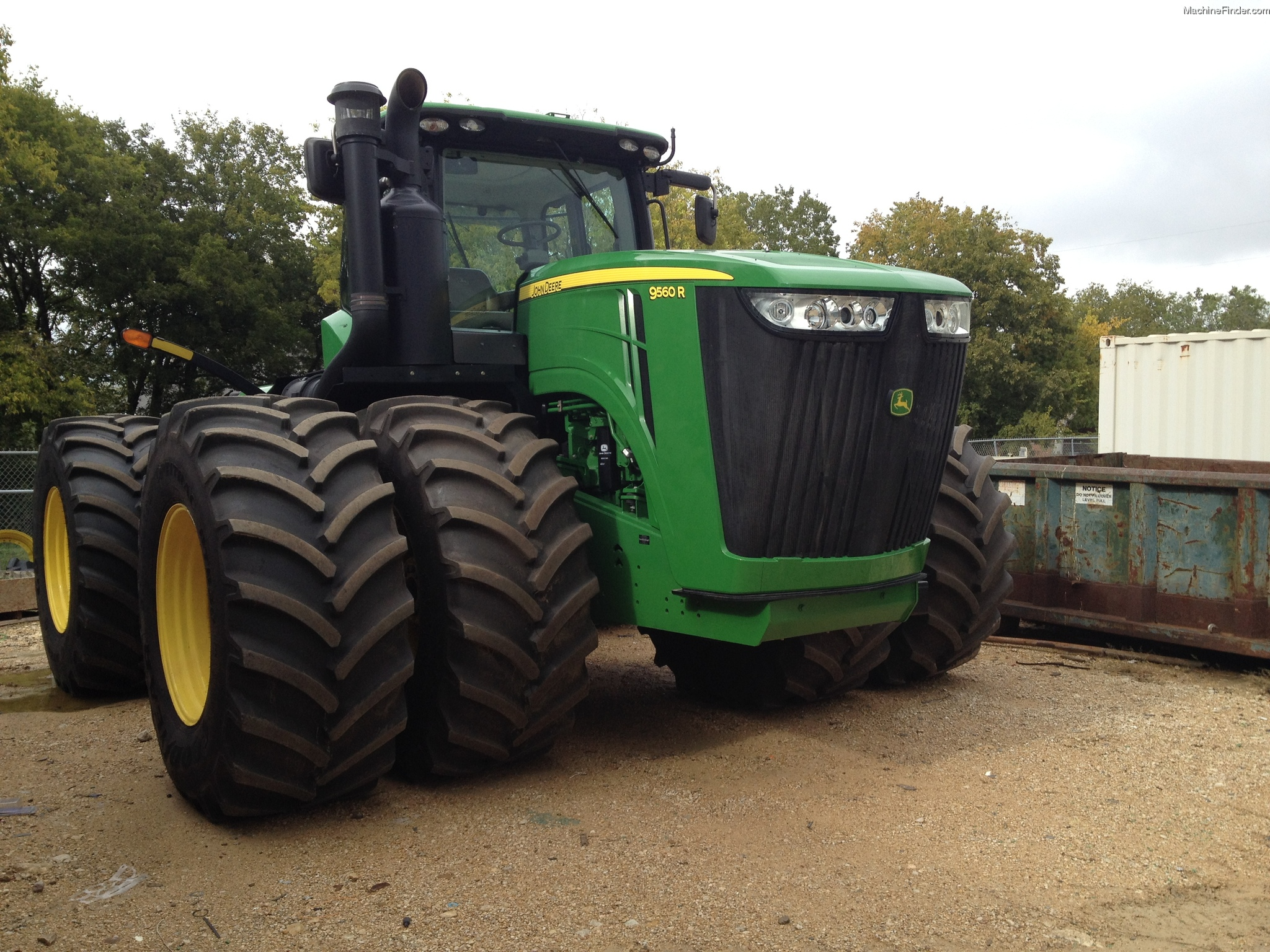 2012 John Deere 9560R Tractors - Articulated 4WD - John ...