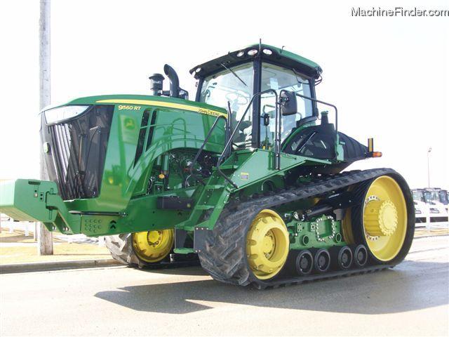 2012 John Deere 9560RT Tractors - Articulated 4WD - John ...