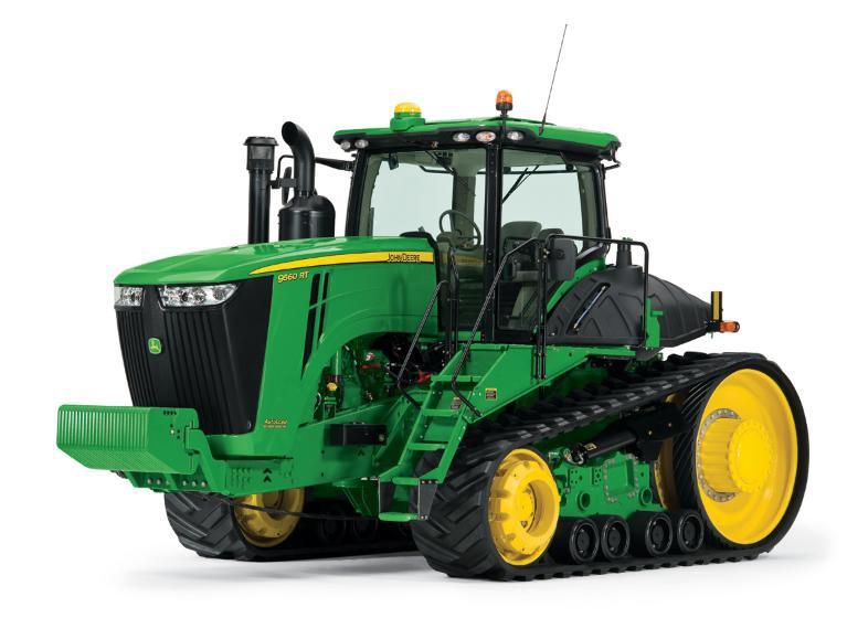 JOHN DEERE 9560RT Tractors Specification