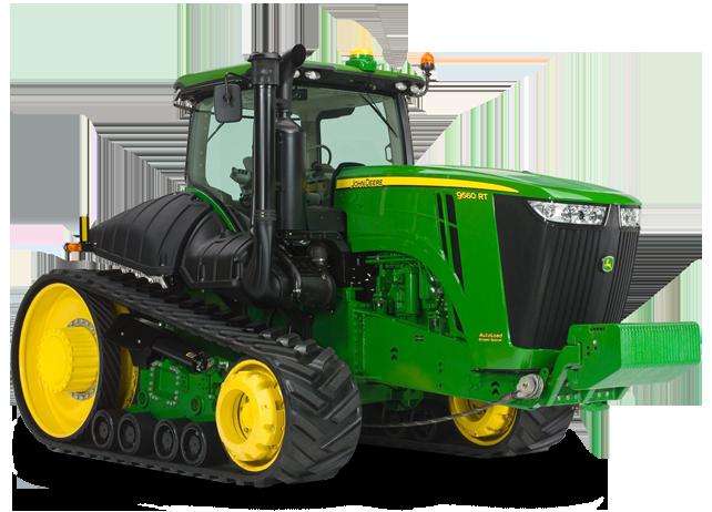 John Deere 9560RT 9R Series Tractors