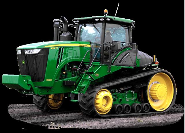 Honnen Equipment - John Deere Scraper Tractors & Pull Type ...
