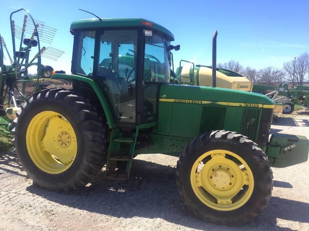 John Deere 6605 - Tractors, Price: £22,496, Year of ...
