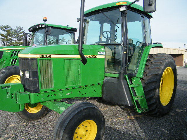 John Deere 6605 Utility Tractors for Sale | [41503]